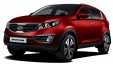 All New Sportage 2.0 A/T Option