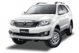 NEW FORTUNER 2.5 G AT DIESEL